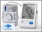 CITIZEN手臂式電子血壓計CHD701