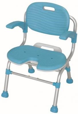 扶手型大洗澡椅-U型
