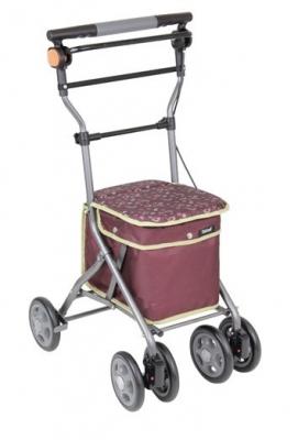 中型重量款購物步行車