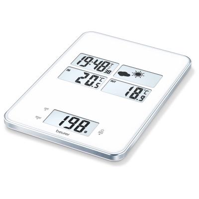 KS80-飲食料理電子秤 (五重螢幕天氣預報款)