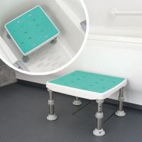 可調式不銹鋼輕巧防滑椅凳