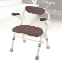 可收摺洗澡椅J型