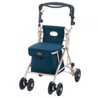 購物步行車CT型-海軍藍
