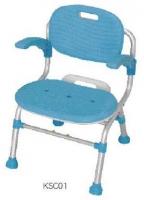 扶手型大型洗澡椅