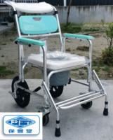 鋁合金洗澡椅(靠背可調+防前傾)