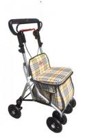 FZK680四輪車-鋁製散步車