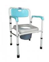 鐵製便器椅-軟墊