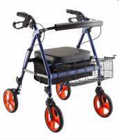 四輪車-帶輪助行器二