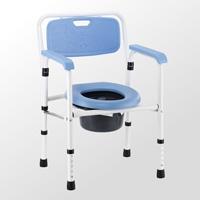 鐵製硬墊收合便器椅-JCS-101