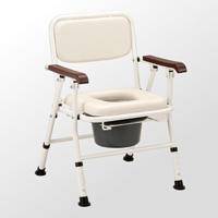 日式鐵製收合便器椅-JCS-103