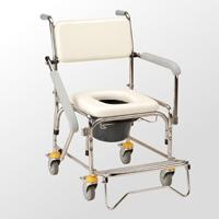 不銹鋼洗澡便器椅-拆手型-JCS-305