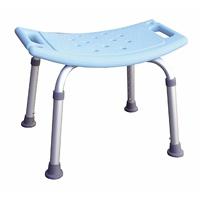 鋁合金洗澡椅(無背)-YH122