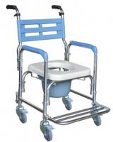 YH125-2鋁合金洗澡椅(硬背/把手)