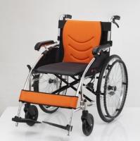 鋁合金流線型輪椅..經濟型JW120