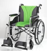 鋁合金輪椅-便利型-JW-150