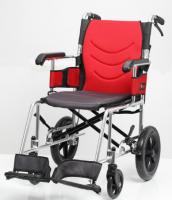 JW-230 鋁合金輪椅..外出型