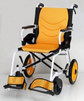 鋁合金輪椅..看護型JW-X30-12(小輪)
