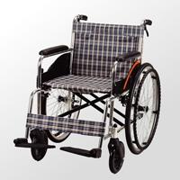 鋁合金輪椅-經濟型-JW-100