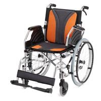 鋁合金輪椅-多功能型-JW-160