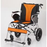 鋁合金輪椅-看護型-JW-510