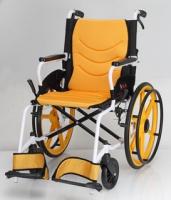 鋁合金輪椅..外出型JW-X30-20