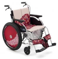 日本MIKI鋁合金輪椅MPR-1 DX櫻花系列