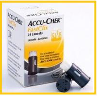 羅氏Accu-Chek速讚採血針24入