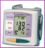 泰爾茂手腕型血壓計ESP-420