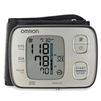 OMRON歐姆龍手腕式電子血壓計-HEM-6221
