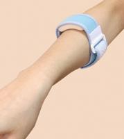 日本ALCARE手肘支撐帶 (藍/粉紅)