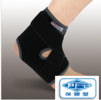 棉質展開式矽質護踝